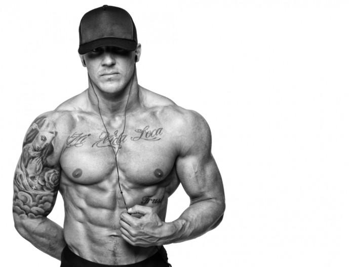 上腕二頭筋の効果的に鍛えられる自重トレーニングメニュー