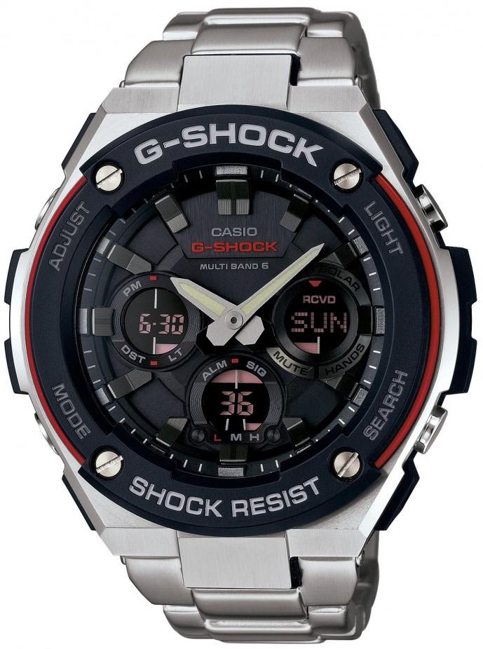 GショックのGスティールシリーズおすすめ腕時計