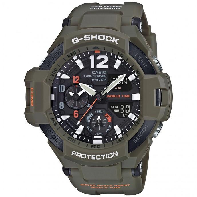 Gショックのおすすめ腕時計グラビティーマスター最新モデル