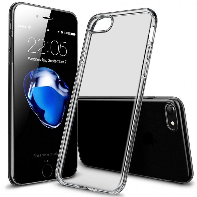 シリコン製のiPhone7ケース