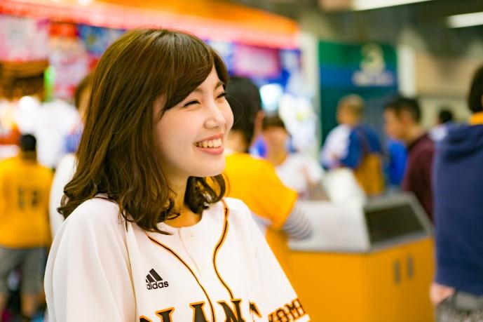 堀菜保子の理想の野球デート