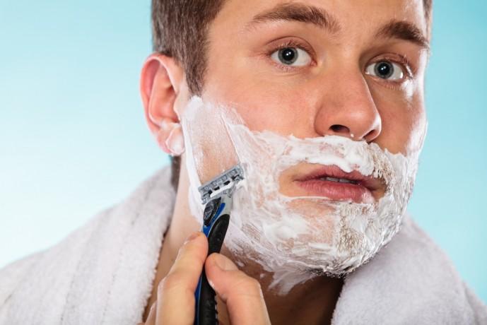 口ひげ脱毛に効果的な脱毛クリーム