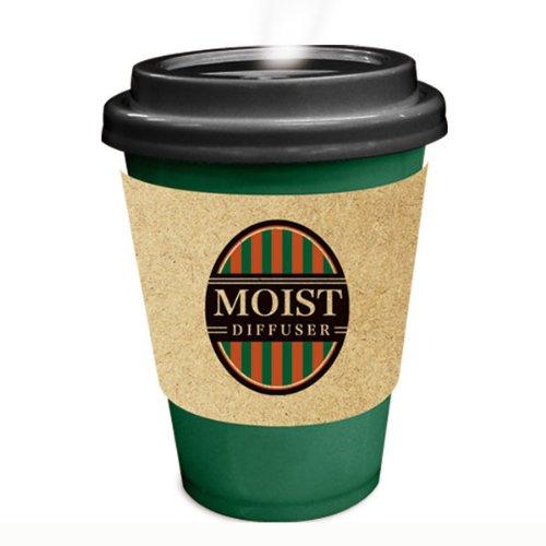 コーヒーカップ風のUSB加湿器