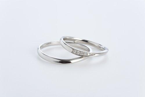 クリスマスプレゼントに贈るレガンの結婚指輪