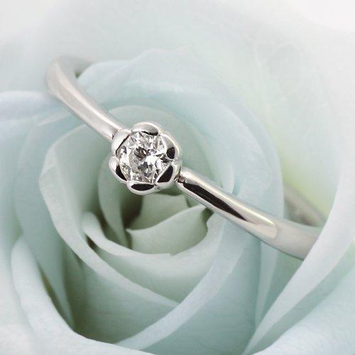 クリスマスプレゼントに贈るSUEHIROダイヤモンドリング