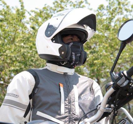 バイク用ネックゲーター