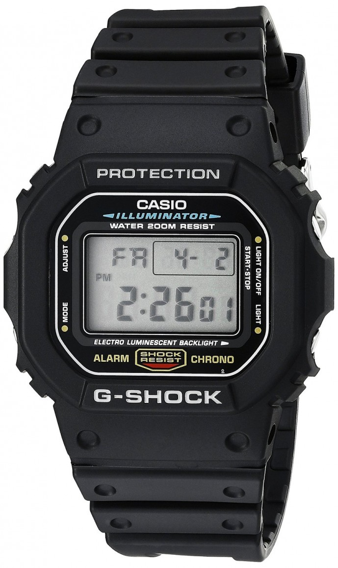 Gショックのおすすめデジタル腕時計