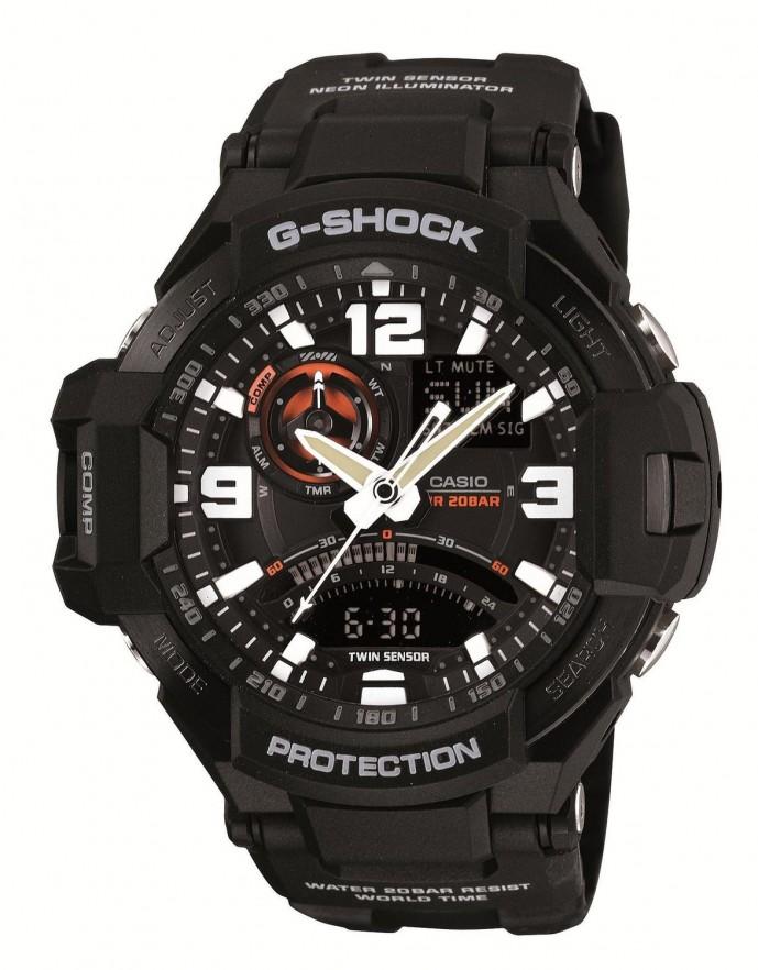 Gショックのおすすめ腕時計グラビティーマスターおすすめ腕時計