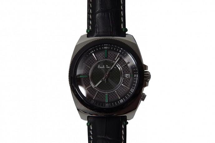 ポール・スミスのCLOSEDEYESの腕時計