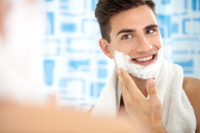清潔感のあるルックスを作られる髭脱毛