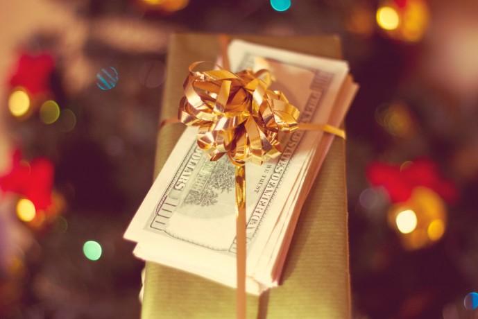クリスマスプレゼントの予算相場