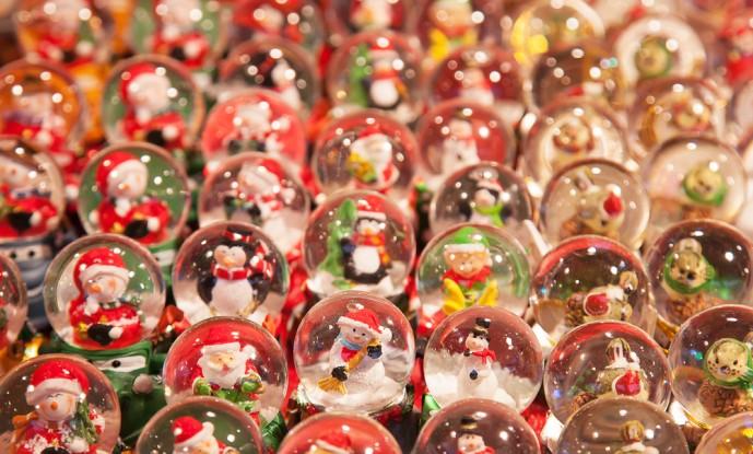 六本木のクリスマスマーケット