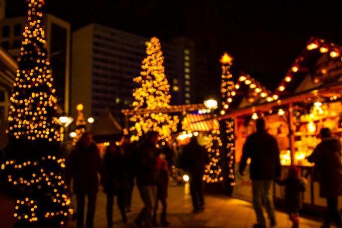 横浜のクリスマスマーケット