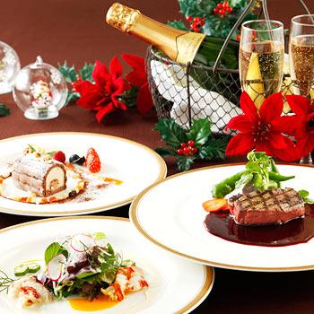 クリスマスはベニーレベニーレでディナーデート