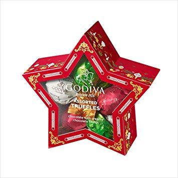 女友達が喜ぶクリスマスプレゼントにゴディバのチョコ