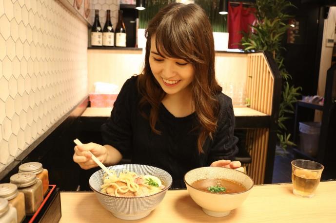 ラーメン好きの小田恵