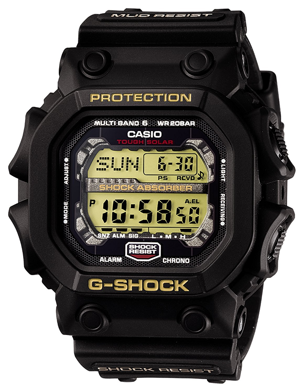 G-SHOCK電波ソーラーデジタルビッグケースGXシリーズ