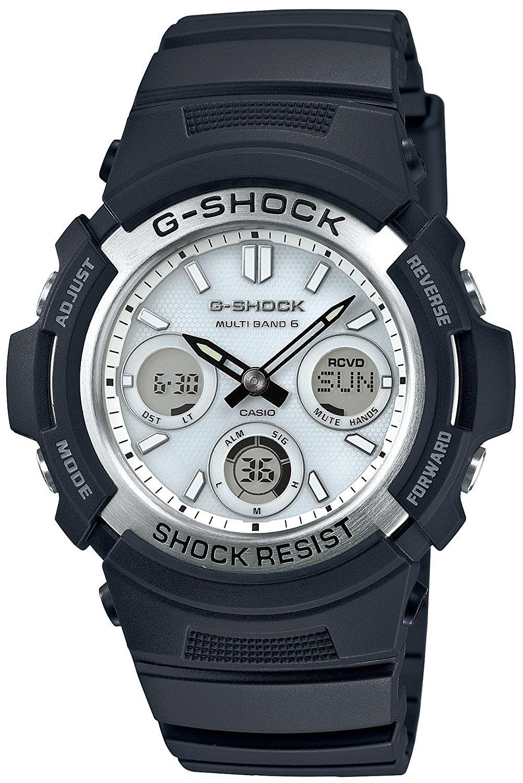 G-SHOCKの電波ソーラーアナログベーシック