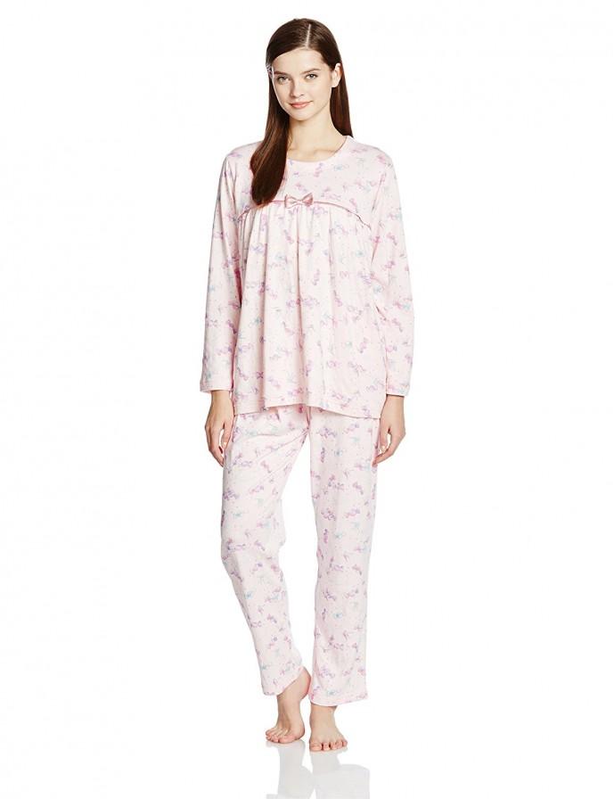 30代彼女のクリスマスプレゼントに贈りたいnarueのパジャマ