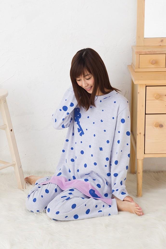 30代彼女のクリスマスプレゼントに贈りたいツモリチサトのパジャマ