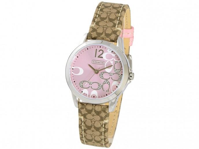 クリスマスプレゼントに贈るコーチの腕時計
