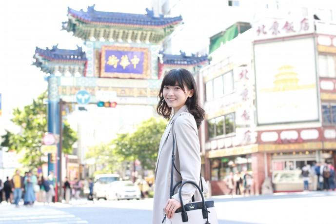 横浜中華街デート