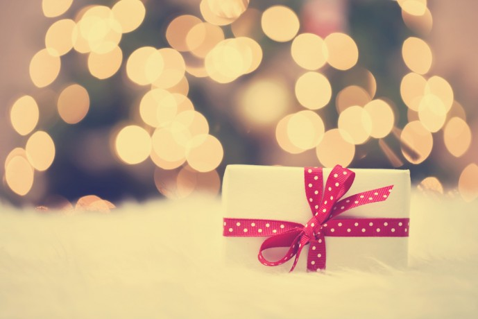 クリスマスプレゼントにペアアイテム