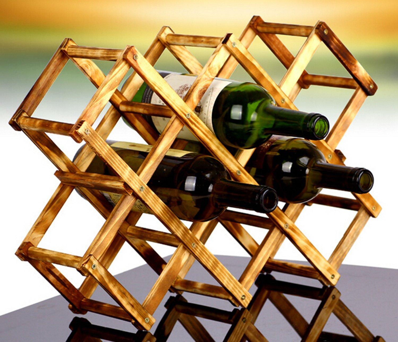 木製のおすすめワインラック