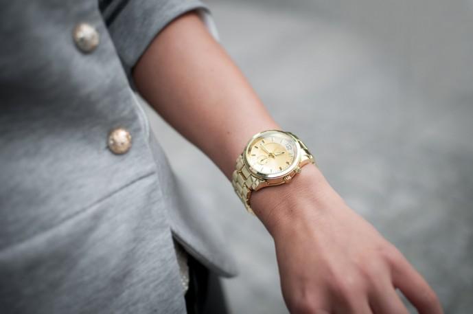 40代妻へ腕時計をクリスマスプレゼント