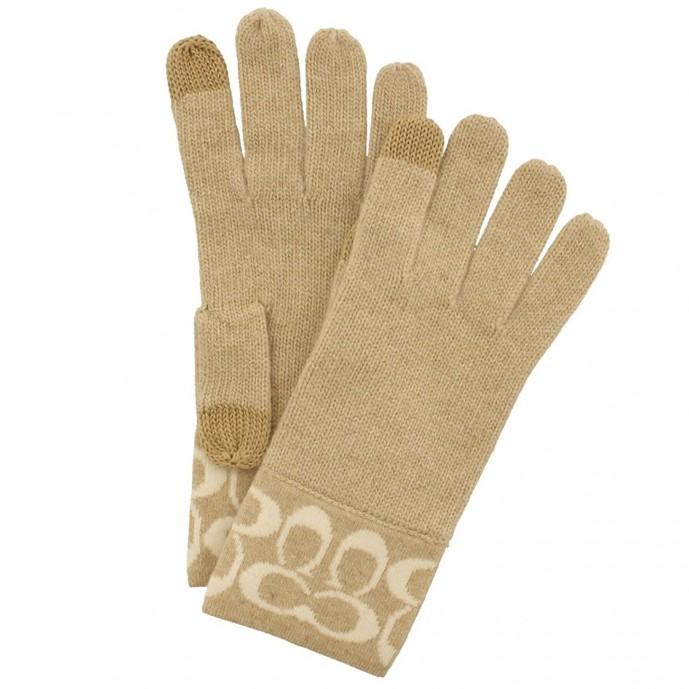 予算5000円で彼女のクリスマスプレゼントに贈るコーチの手袋