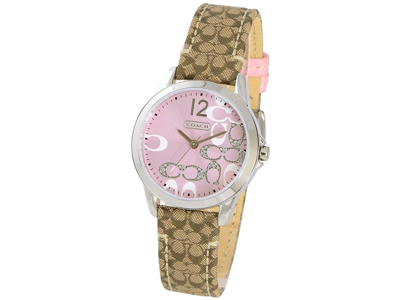2万円以下のクリスマスプレゼントで贈るコーチの腕時計