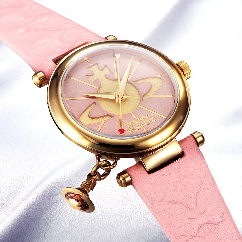 2万円以下のクリスマスプレゼントに贈るヴィヴィアン・ウエストウッドの腕時計2