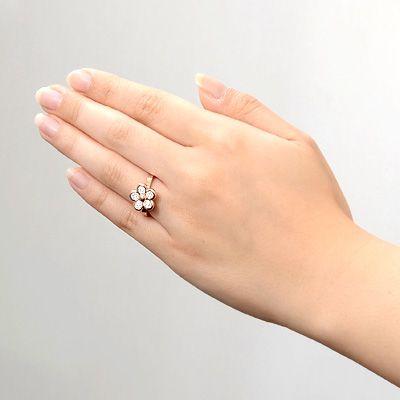 2万円以内で買えるフォリフォリの指輪2