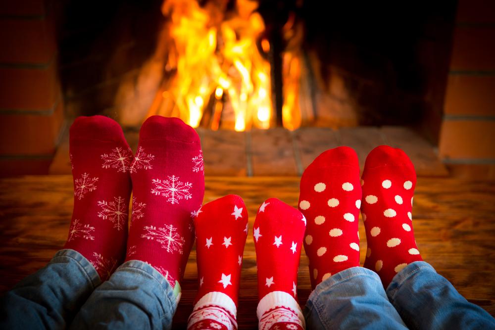 彼氏のクリスマスプレゼントに靴下