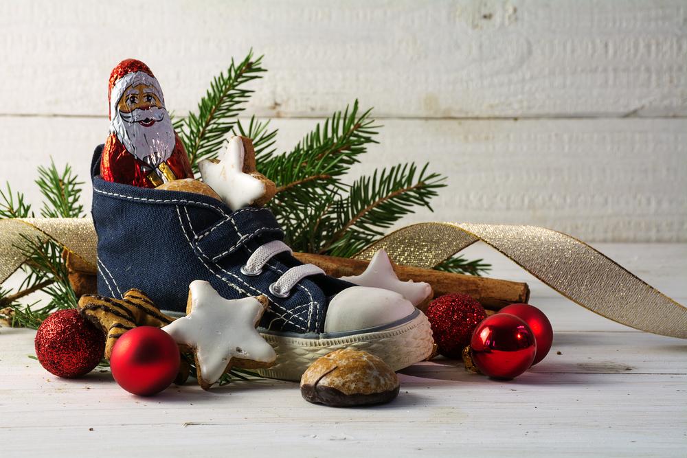 彼氏のクリスマスプレゼントに靴