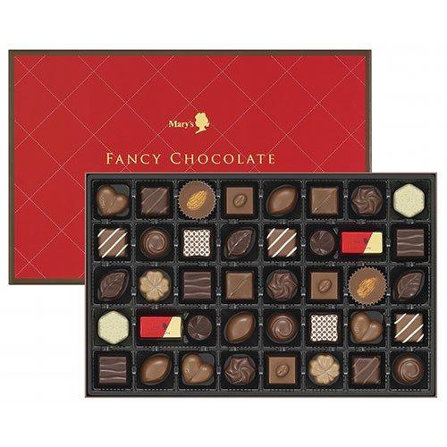 母の日に贈りたいチョコレートはメリー
