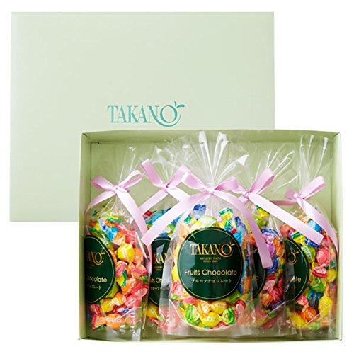 母の日に贈りたいチョコレートは新宿高野