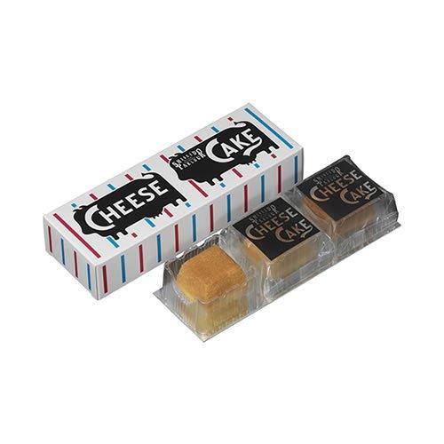 ホワイトデーのお返しに贈りたいお菓子は資生堂パーラーのチーズケーキ