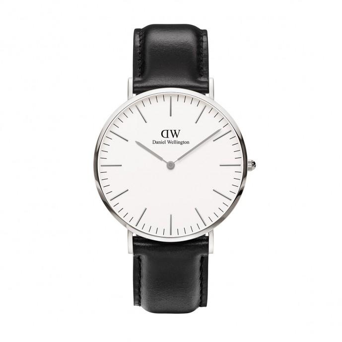 おすすめランキング1位のダニエルウェリントンの時計(クラシックモデル)