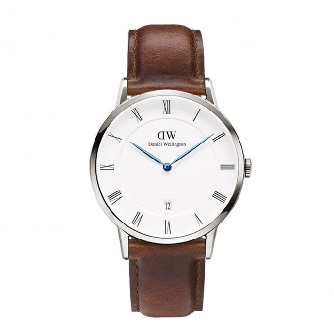 おすすめランキング2位のダニエルウェリントンの時計(ダッパーモデル)
