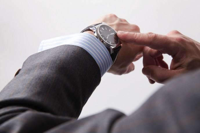 ガガミラノの腕時計をつけてライフスタイルを格上げ