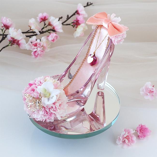 ホワイトデーに本命彼女にお返ししたいガラスの靴