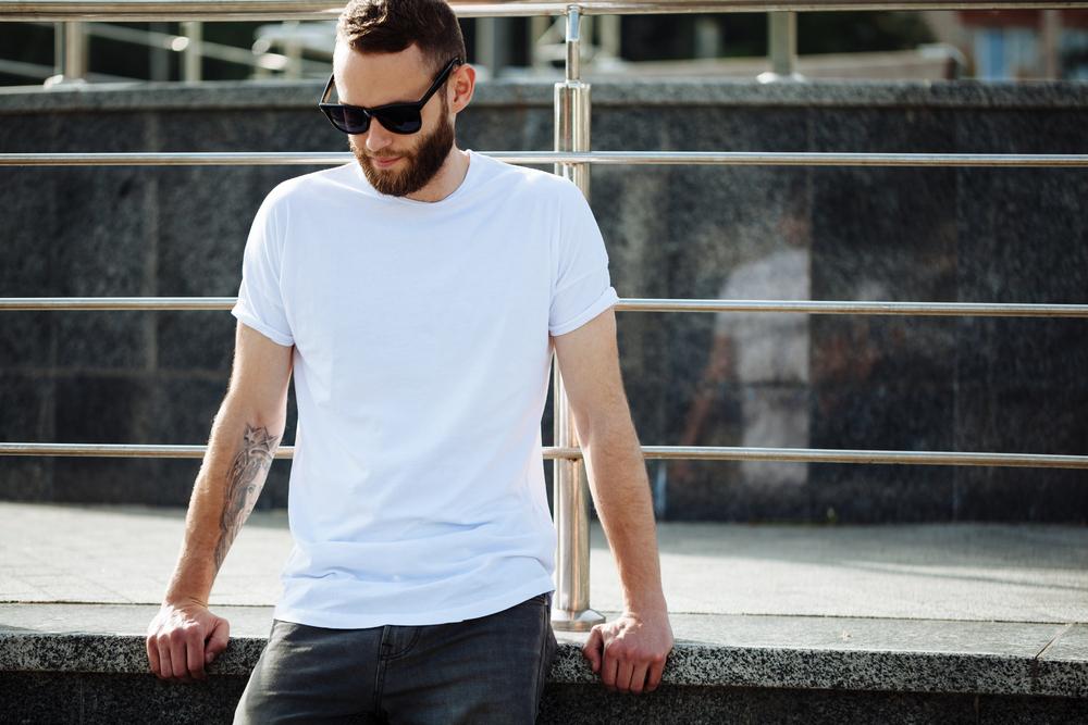白Tシャツのおすすめメンズコーデ