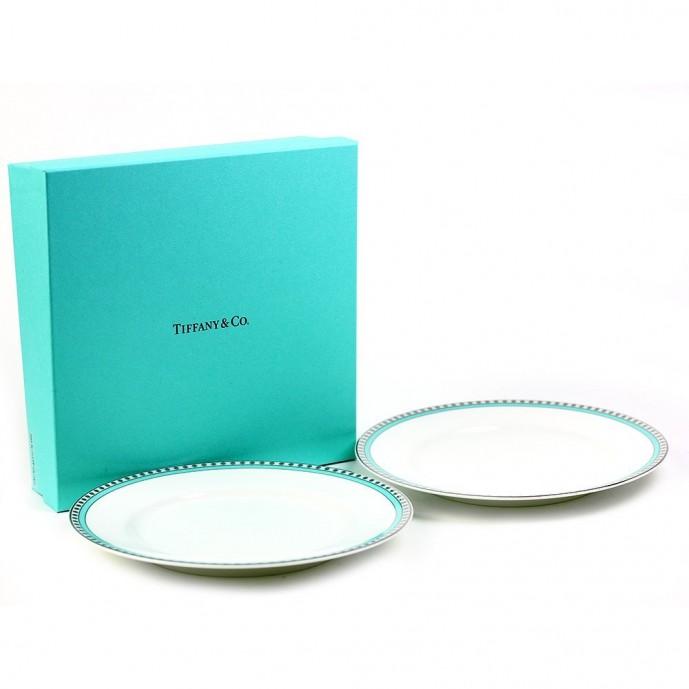 おしゃれなお皿のプレゼントに人気のティファニー