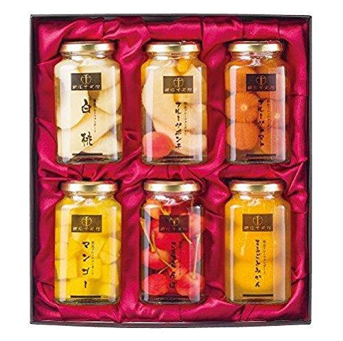 母の日と父の日のペアプレゼントに贈りたいのは銀座千疋屋のフルーツコンポート