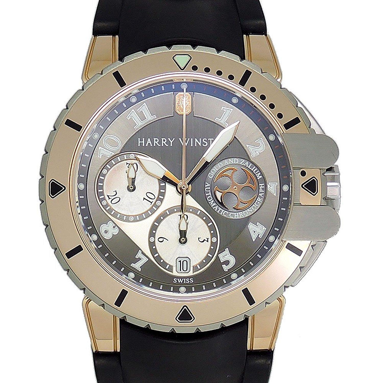 ハリーウィンストンの高級腕時計
