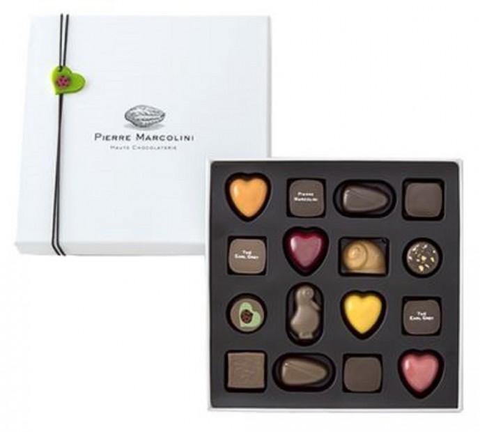 ホワイトデーで本命彼女にお返ししたいピエールマルコリーニの高級チョコレート