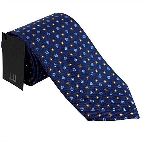 お父さんの誕生日プレゼントにダンヒルのネクタイ。
