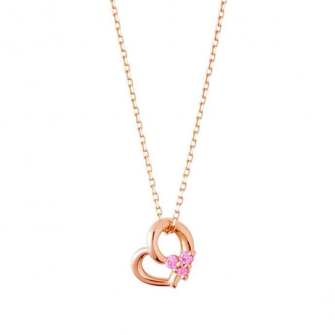 ホワイトデーで本命彼女にお返ししたいプレゼントにザ・キッスのネックレス