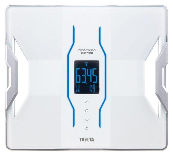結婚祝いの家電にタニタの体重計